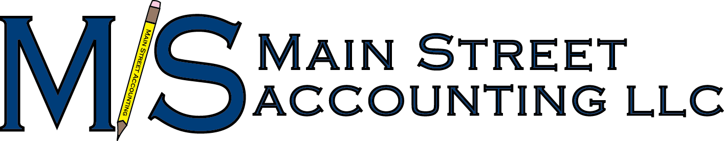 Main Street Accounting logo